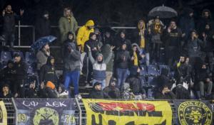 """ΠΑΣ Γιάννινα – ΑΕΚ: Χωρίς οπαδούς στους """"Ζωσιμάδες"""""""