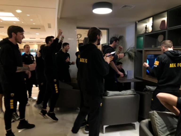 """Τσιτσιπάς: Το… πανηγύρισαν στην ΑΕΚ! Συγχαρητήρια από """"κιτρινόμαυρους"""", Ολυμπιακό και Παναθηναϊκό"""