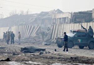 Αφγανιστάν: Εκατόμβη νεκρών από επίθεση των Ταλιμπάν με παγιδευμένο αυτοκίνητο!