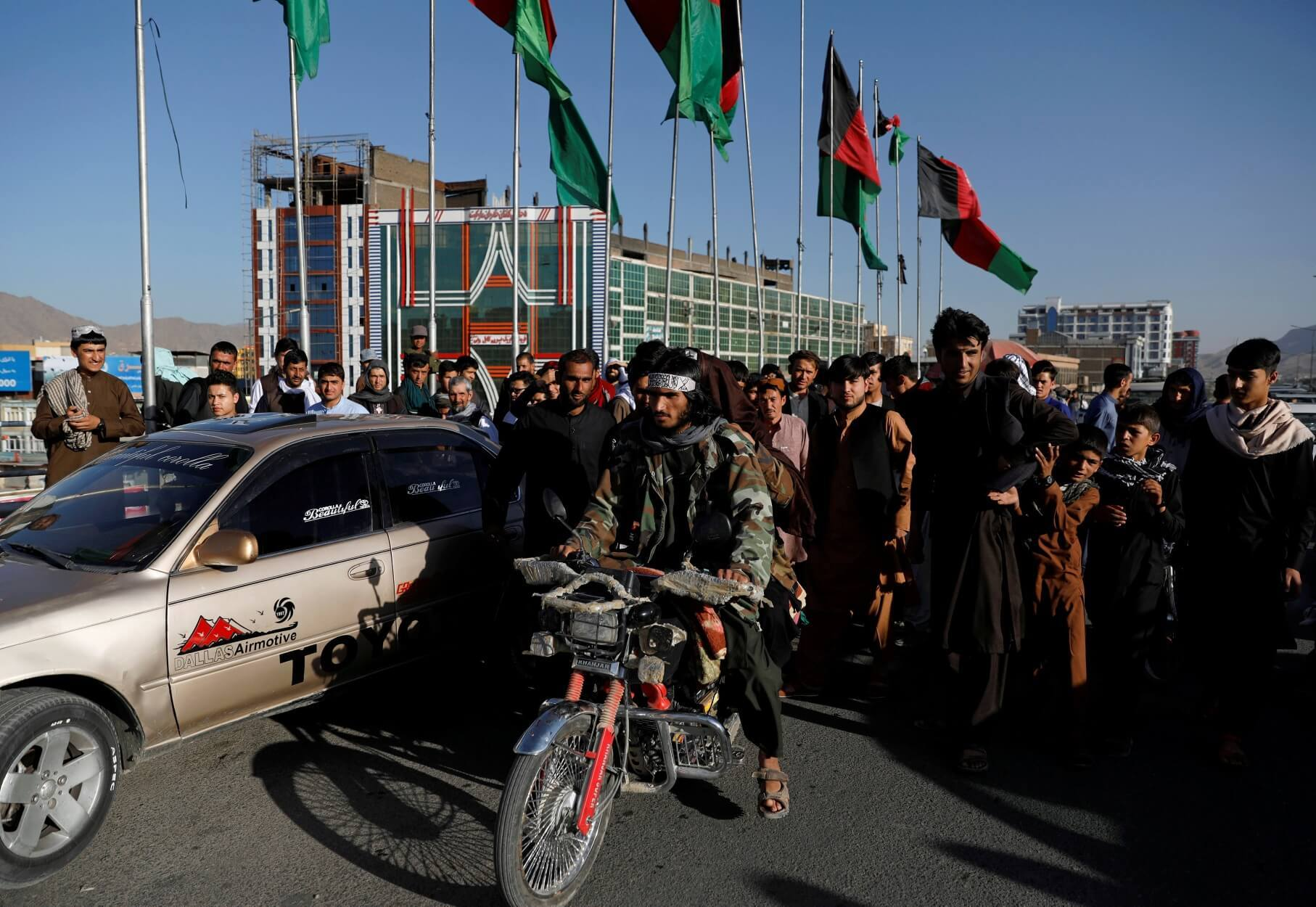Αφγανιστάν: Έβγαλαν από τη φυλακή 200 σκληροπυρηνικούς Ταλιμπάν