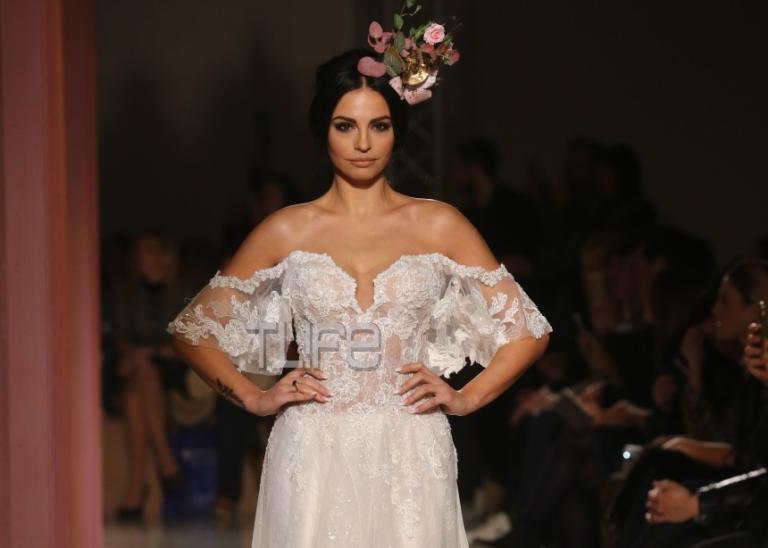 Δήμητρα Αλεξανδράκη: Ντύθηκε νύφη για καλό σκοπό και ο σύντροφός της ήταν εκεί για να την καμαρώσει! [pics]   Newsit.gr