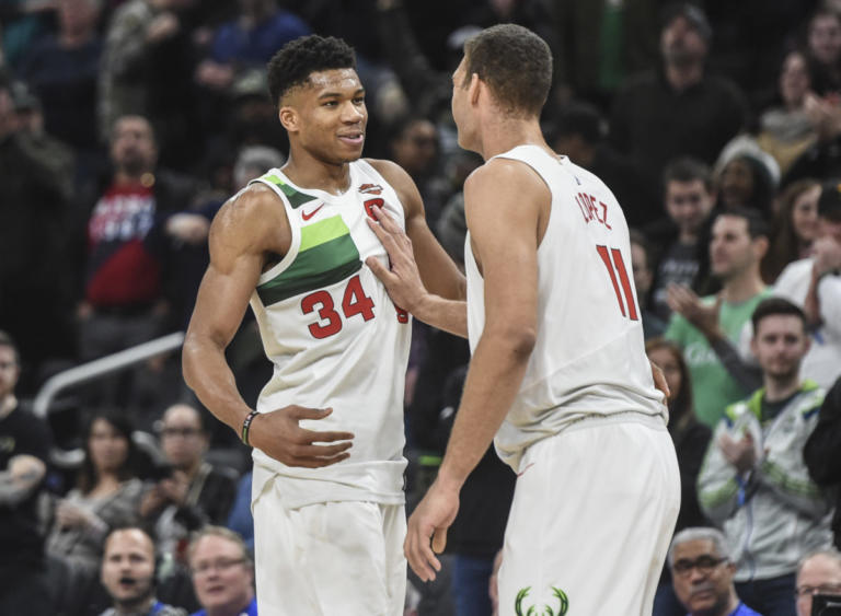 NBA: Σαρωτικοί οι Μπακς! Άγγιξε το triple-double ο τρομερός Αντετοκούνμπο – video