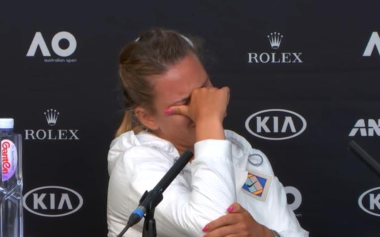 Australian Open: Σε άσχημη κατάσταση η Αζαρένκα μετά τον αποκλεισμό! video   Newsit.gr