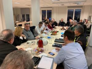 Μπακογιάννης: Σε ετοιμότητα η Περιφέρεια Στερεάς για το νέο κύμα κακοκαιρίας