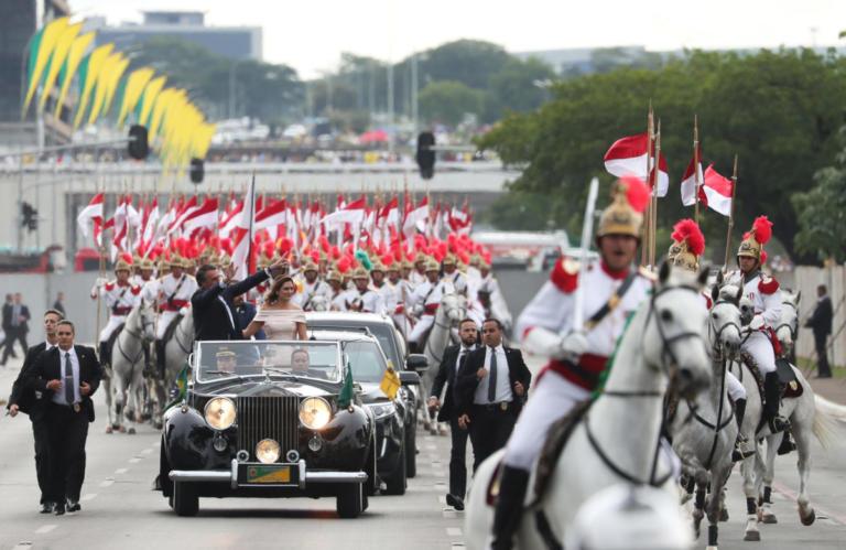 Βραζιλία: Ανέλαβε τα καθήκοντά του ο νέος Πρόεδρος, Ζαΐχ Μπολσονάρο | Newsit.gr