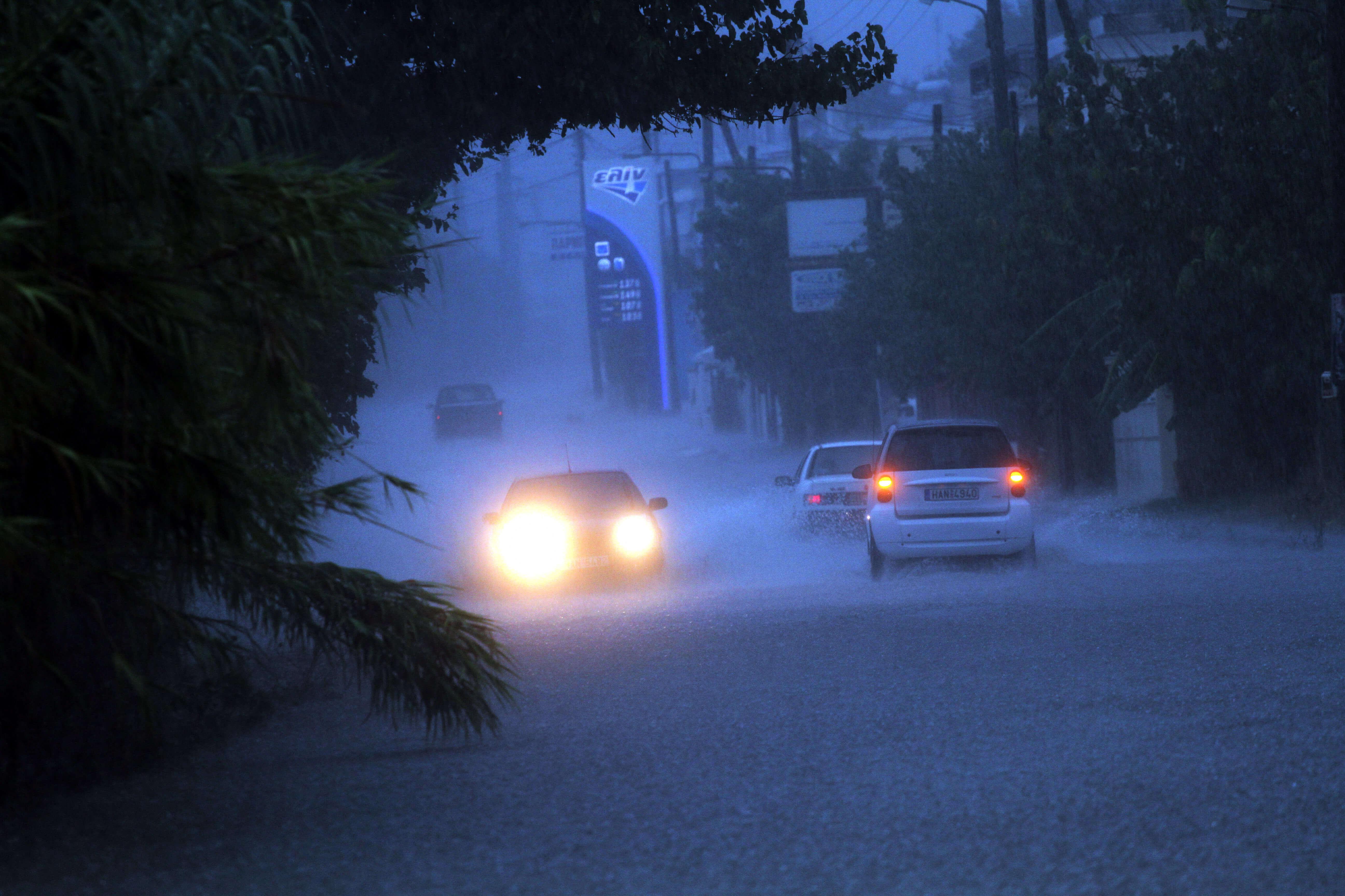 Καιρός: Καταιγίδες, χαλάζι και… λάσπη – Που θα χτυπήσει η κακοκαιρία