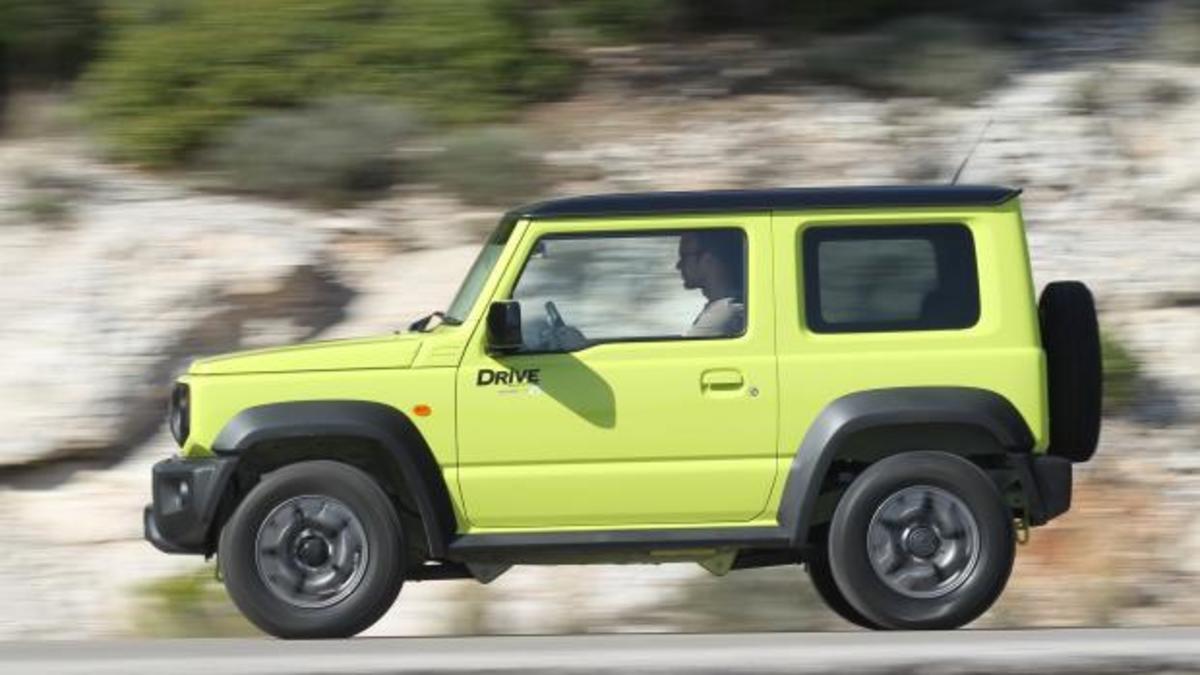 Δοκιμάζουμε το ολοκαίνουργιο Suzuki Jimny [pics]