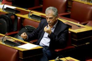 Δανέλλης: «Δεν θα με δείτε υποψήφιο του ΣΥΡΙΖΑ» – Παράπονα για Θεοδωράκη, καρφιά για Ψαριανό