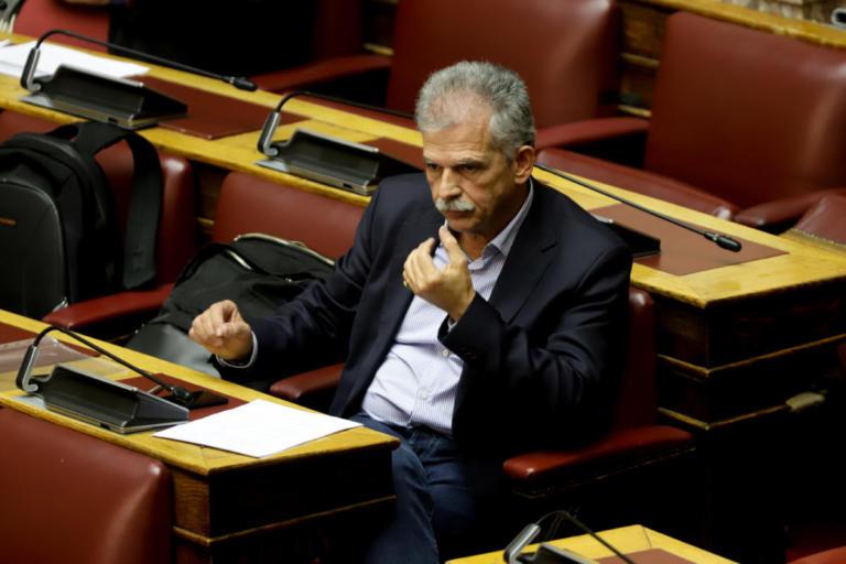 Δανέλλης: «Δεν θα με δείτε υποψήφιο του ΣΥΡΙΖΑ» – Παράπονα για Θεοδωράκη, καρφιά για Ψαριανό | Newsit.gr