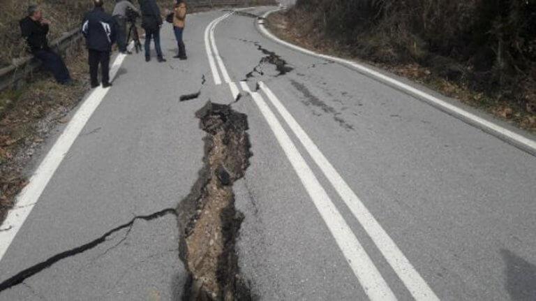 Καταρρέει ο Ταΰγετος! Μεγάλα προβλήματα από τις κατολισθήσεις | Newsit.gr
