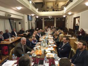 Παρουσία του υπουργού Δικαιοσύνης η συνεδρίαση της Ολομέλειας των Δικηγορικών Συλλόγων