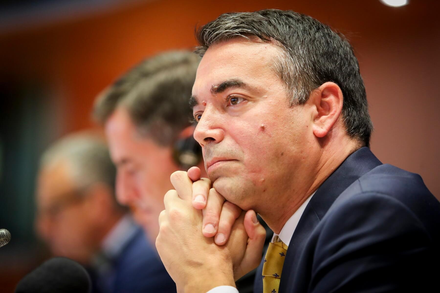 Σκόπια – Ντιμιτρόφ: Η Συμφωνία των Πρεσπών δείχνει ότι τα αδύνατα γίνονται δυνατά!