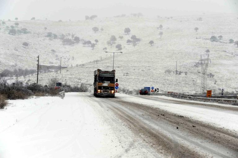 Άνοιξε για τα φορτηγά η Εγνατία οδός | Newsit.gr