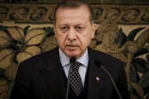 Ερντογάν: Ιστορική κατανόηση του ζητήματος της Συρίας με τον Τραμπ