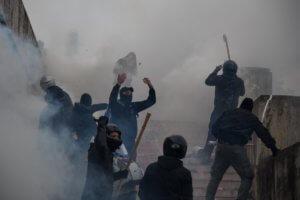 Ποινική δίωξη για τους 7 συλληφθέντες στο συλλαλητήριο!
