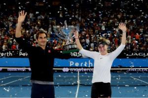 Repeat! Η Ελβετία κατέκτησε και πάλι το Hopman Cup – video