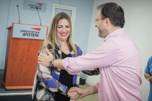 Συμφωνία των Πρεσπών: Η Γεννηματά διέγραψε τον Θεοχαρόπουλο για το «ναι»!