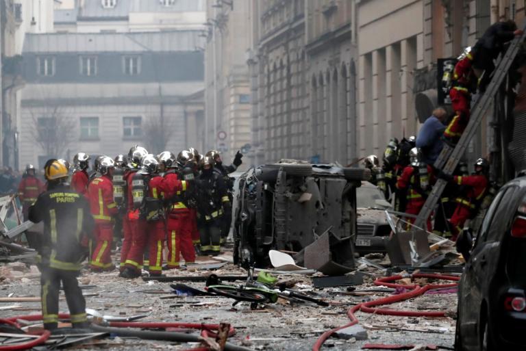 Παρίσι: Βομβαρδισμένο τοπίο μετά την φονική έκρηξη στο κέντρο της πόλης! | Newsit.gr