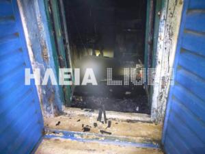 Ηλεία: Μαρτυρικός θάνατος στην κουζίνα του σπιτιού της – Η νοικοκυρά κάηκε ζωντανή!