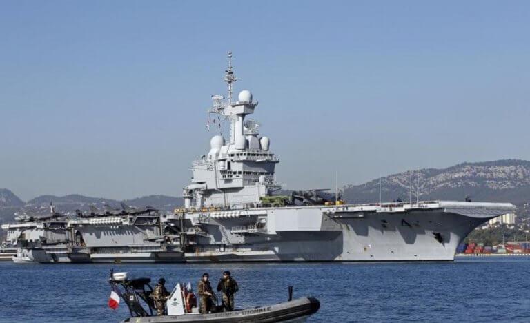 Θέλουν βάση στην Κύπρο οι Γάλλοι | Newsit.gr