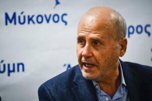 Παραιτήθηκε από τη Γενική Γραμματεία Αιγαίου ο Γιαννέλης των ΑΝΕΛ