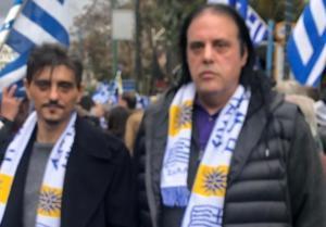 Συλλαλητήριο Μακεδονία: Δήλωσε «παρών» ο Δημήτρης Γιαννακόπουλος! [pics]