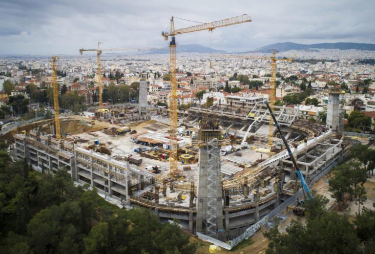 Γήπεδο ΑΕΚ: Ξανάρχισαν τα έργα στην «Αγιά – Σοφιά» | Newsit.gr