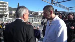 Έξω φρενών ο Γκλέτσος με πρώην υποψήφιο της ΝΔ: «Κατέβα κάτω, έχεις τελειώσει!»