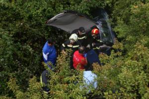 Νεκρός κυνηγός στην Ευρυτανία – Έπεσε σε γκρεμό με το αυτοκίνητο
