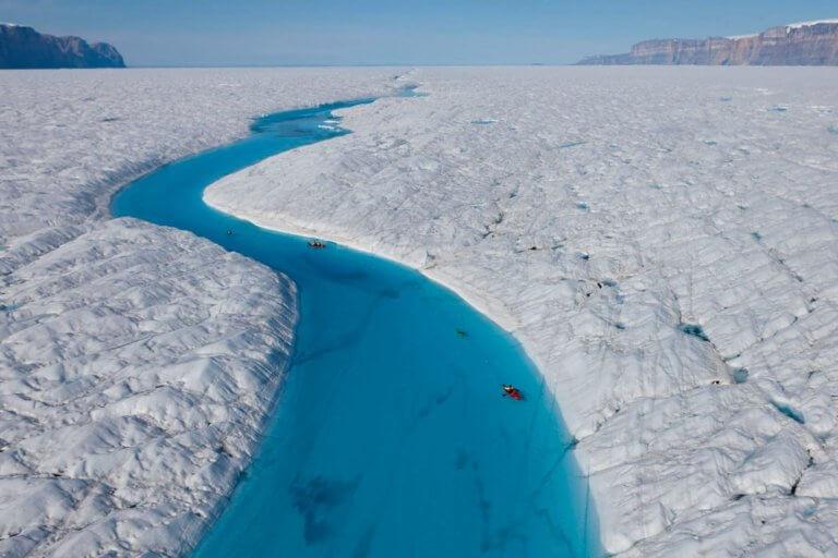 Κλιματική Αλλαγή: Οι πάγοι της Γροιλανδίας λιώνουν 400% πιο γρήγορα από ό,τι το 2003! | Newsit.gr