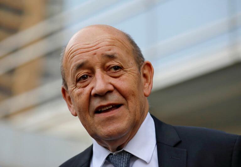 Γάλλος ΥΠΕΞ: Χαιρετίζω το θάρρος Τσίπρα και Ζάεφ