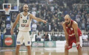 Κύπελλο Ελλάδας μπάσκετ: Το πρόγραμμα των ημιτελικών με Παναθηναϊκός – Ολυμπιακός