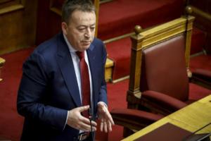 Βασίλης Κόκκαλης: Θα δώσω ψήφο εμπιστοσύνης στην κυβέρνηση