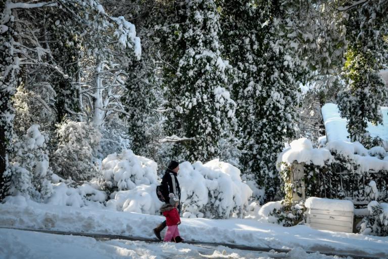 Καιρός: Έρχεται νέος χιονιάς – Πού και πότε θα χιονίσει!