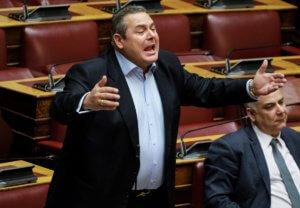 ΑΝΕΛ: Ο Μητσοτάκης έβαλε πλάτη για να περάσει η επαίσχυντη Συμφωνία των Πρεσπών