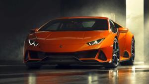 H Lamborghini ανανέωσε και δυνάμωσε την Huracán