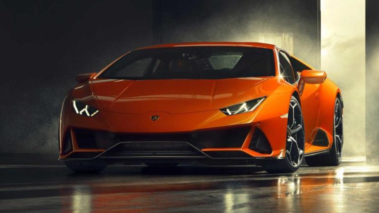 H Lamborghini ανανέωσε και δυνάμωσε την Huracán   Newsit.gr