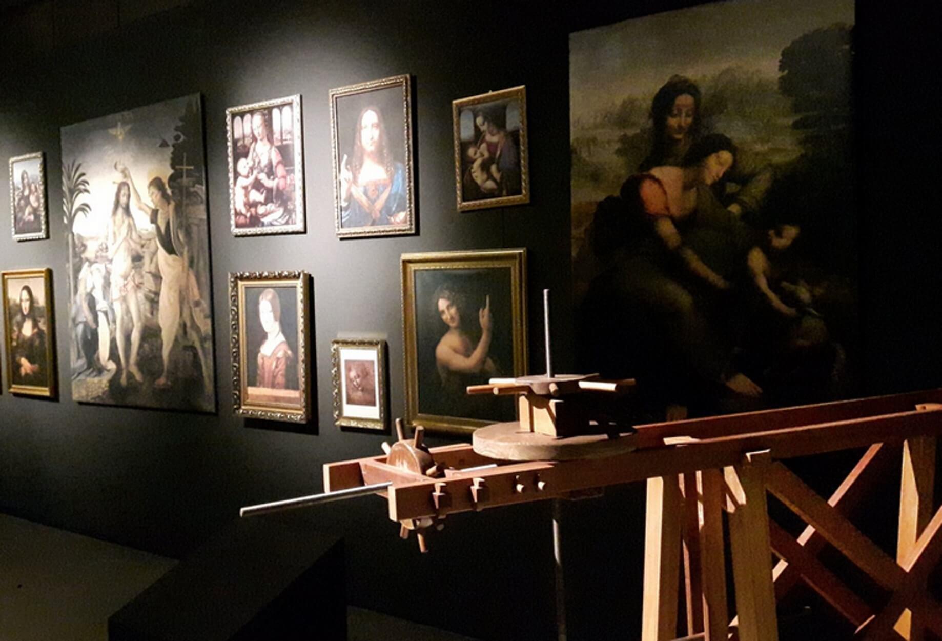 """Λεονάρντο ντα Βίντσι: Επιστρέφει """"σπίτι"""" του το έργο που έκανε πριν 550 χρόνια"""