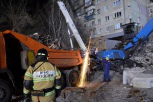 Ρωσία: Μεγαλώνει ο αριθμός των θυμάτων από την κατάρρευση πολυκατοικίας