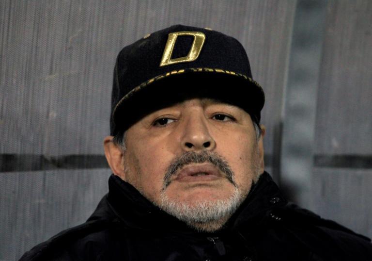 Επείγουσα χειρουργική επέμβαση για τον Ντιέγκο Αρμάντο Μαραντόνα | Newsit.gr