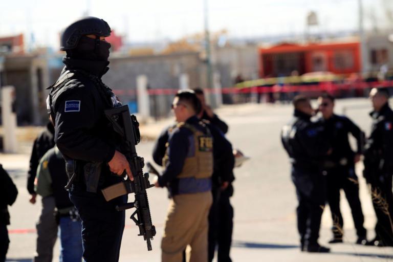 Μεξικό: Απελευθερώθηκαν 159 μετανάστες από τα χέρια συμμοριών