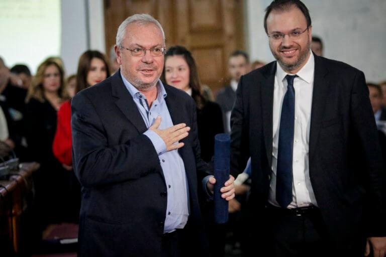 Μαλέλης: Η απομάκρυνση Θεοχαρόπουλου δεν ισοδυναμεί με διαγραφή της ΔΗΜΑΡ | Newsit.gr