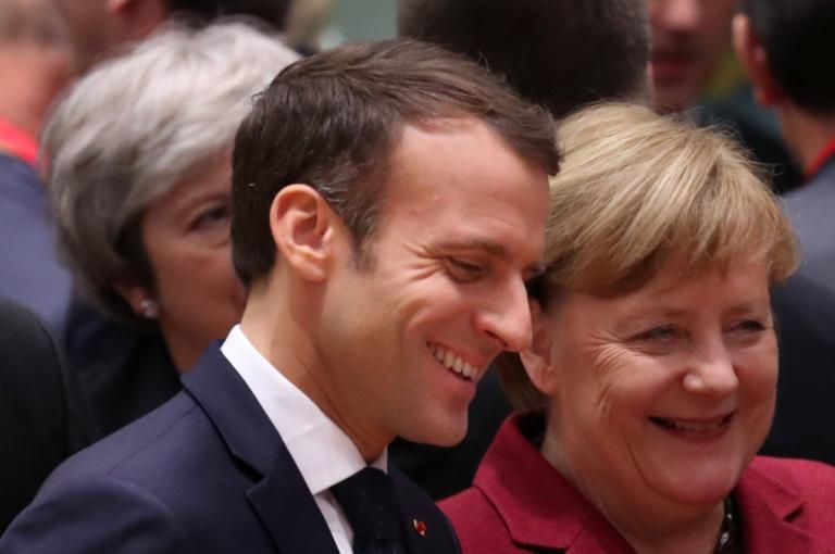 Μέρκελ – Μακρόν υπογράφουν νέα Συνθήκη γαλλογερμανικής συνεργασίας | Newsit.gr