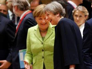 """Μέτρα για ενδεχόμενο """"άτακτου"""" Brexit παίρνει η Άγκελα Μέρκελ"""
