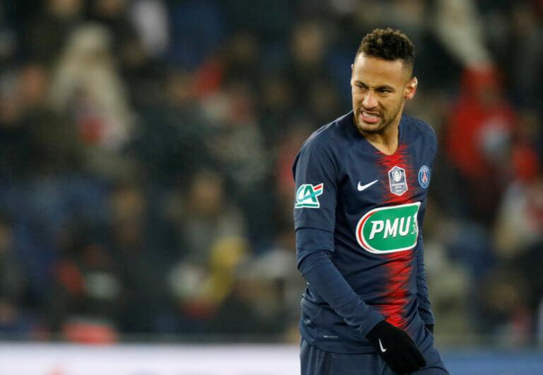 Η UEFA καλεί σε απολογία τον Νεϊμάρ