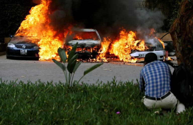Εκρήξεις και πυροβολισμοί στο Ναϊρόμπι! | Newsit.gr