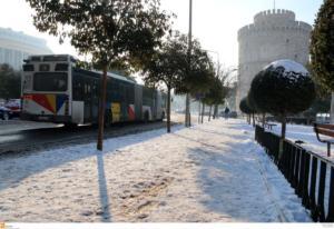 Θεσσαλονίκη: Ξανά στον δρόμο σταδιακά τα λεωφορεία του ΟΑΣΘ