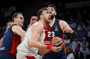 Ολυμπιακός – Μπασκόνια: Να εδραιωθεί στα… ψηλά της Euroleague