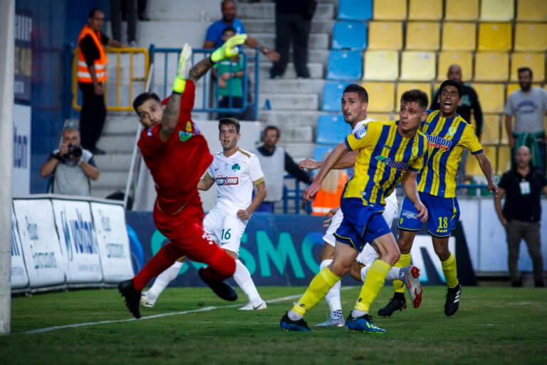 Παναιτωλικός – Παναθηναϊκός 0-1 ΤΕΛΙΚΟ | Newsit.gr