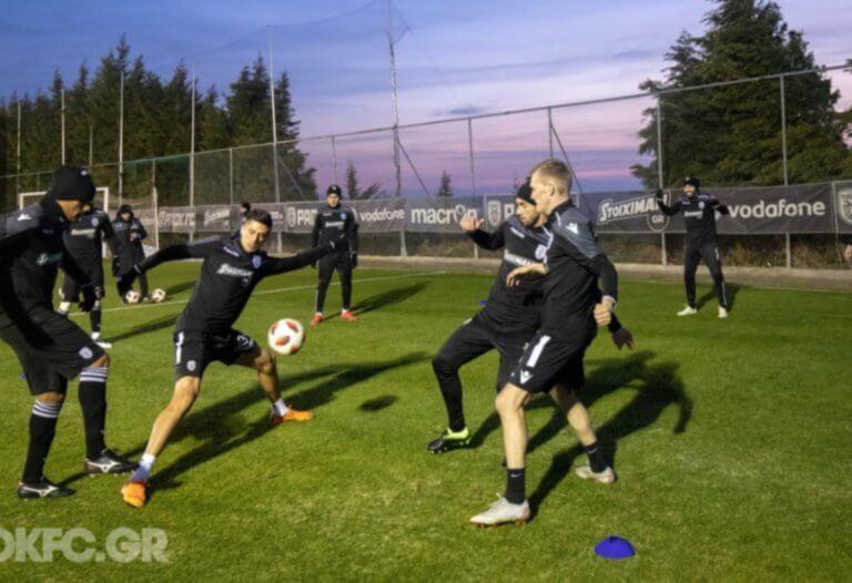ΠΑΟΚ – Παναχαϊκή: Με Μίσιτς για την ανατροπή στο Κύπελλο | Newsit.gr